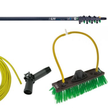 Kit profesional pentru curatare geamuri la inaltime, 6m | HydroPower Advanced | Unger