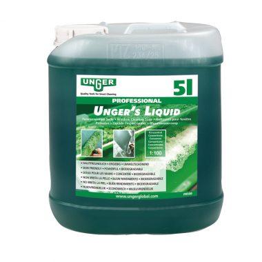 Detergent pentru curatarea ferestrelor   Unger