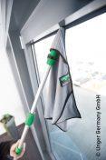 1897 laveta unger ergotec ninja microwipe Laveta fara puf pentru curatare geamuri | ErgoTec Ninja | Unger - Unilift Laveta fara puf