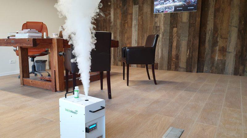 20191010 130301 scaled BactaKleen BT 888 - Echipament de dezinfectie prin nebulizare - Unilift