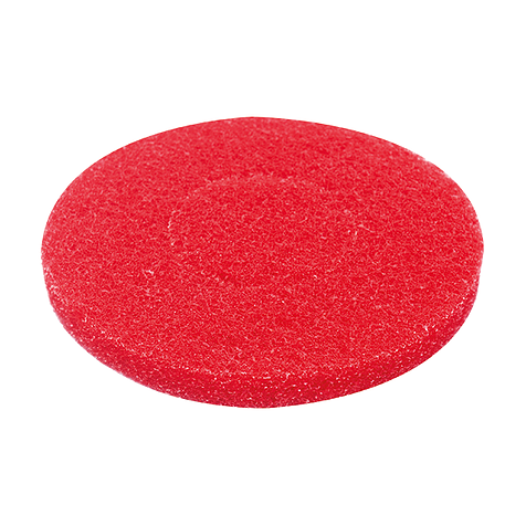 Pad de curatare rosu