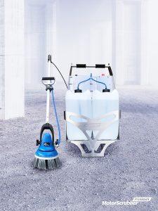 Monodisc portabil pentru curatarea la inaltime | Prowash | MotorScrubber