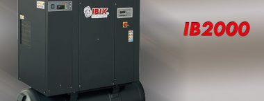 Compresor aer, electric, 2090l/min – 8 bar | IBIX IB2000