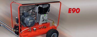 Compresor aer, electric, 50L/min – 10 bar | IBIX E90