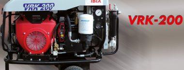 Motocompresor super-silentios 1900L/min – 8 bar | IBIX VRK 200