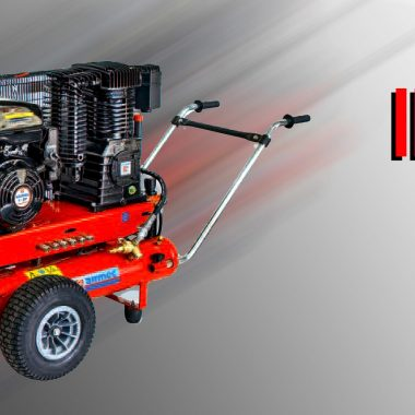 Motocompresor aer, 900L/min – 11 bar | IBIX IB 900