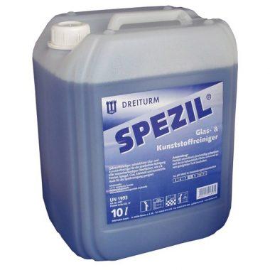 Detergent de curatare pentru sticla si materiale plastice   Spezil   Dreiturm