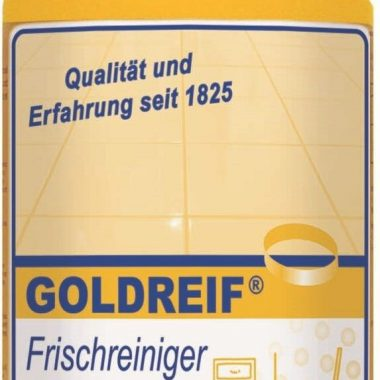Detergent universal   Goldreif Frischreiniger   Dreiturm