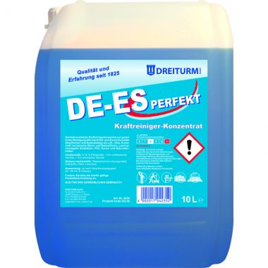 Detergent cu putere mare de curatare   De-es Perfekt   Dreiturm