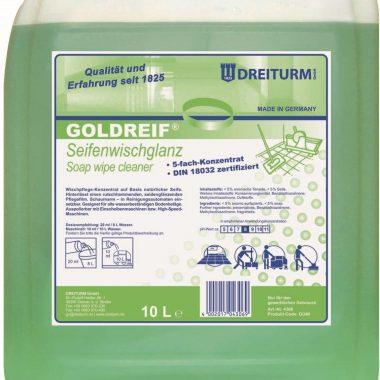 Detergent pe baza de sapun   Goldreif Seifenwichglanz   Dreiturm