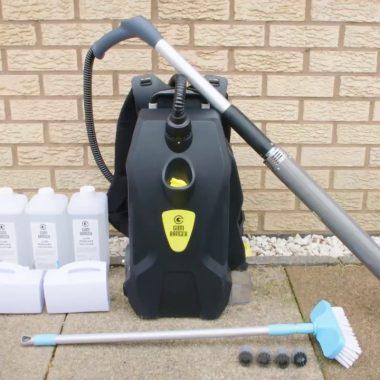 Echipament pentru curatare guma de mestecat cu acumulatori – Gum Ranger – SpinAclean