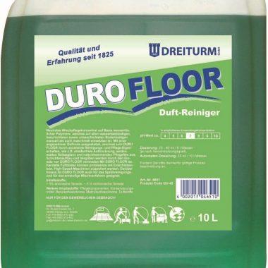 Detergent pardoseli cu miros placut 1L   DuroFloor   Dreiturm