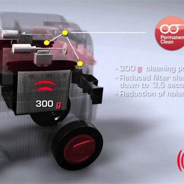 Aspirator cu scuturare automata a filtrelor iPulse L-1635 Basic | Starmix