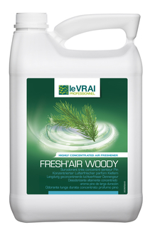 Odorizant ecologic concentrat 5L | Fresh air Woody | Action Pin