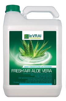 2856 solutie odorizanta concentrata le vrai professionnel fresh air aloe vera 5l action pin Odorizant ecologic concentrat 5L | Fresh air Aloe Vera| Action Pin - Unilift Odorizant concentrat