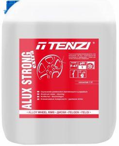 Detergent puternic pentru curatarea jantelor din aluminiu | Alux Strong Extra | Tenzi