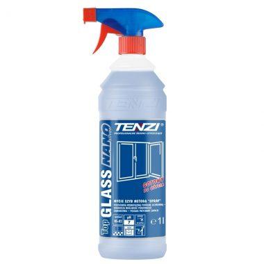 Detergent pentru curatarea geamurilor si oglinzilor | Top Glass Nano | Tenzi