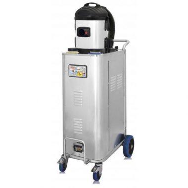 Generator de abur cu aspirator | Steam Box Vac Industrial | TecnoVap