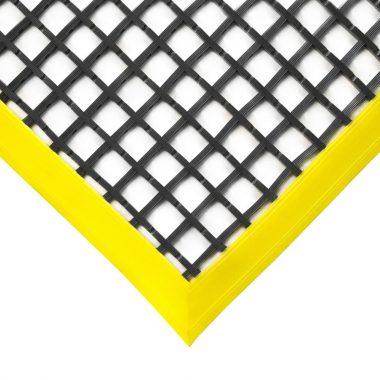 Pres din PVC cu margini de avertizare | Workstation | COBA