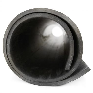 Cauciuc negru cu insertie | COBA