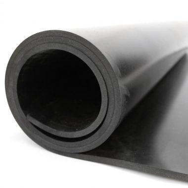 Rola de cauciuc negru si compus nitril | COBA