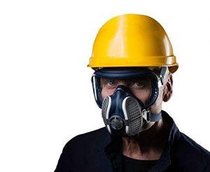 Semimasca pentru mirosuri neplacute   Elipse integra P3RD   GVS