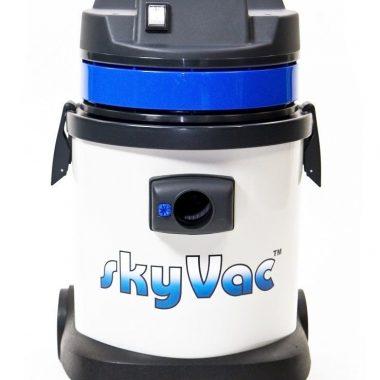 Aspirator cu tub telescopic 5.5m – SkyVac Internal 27 | SpinAclean