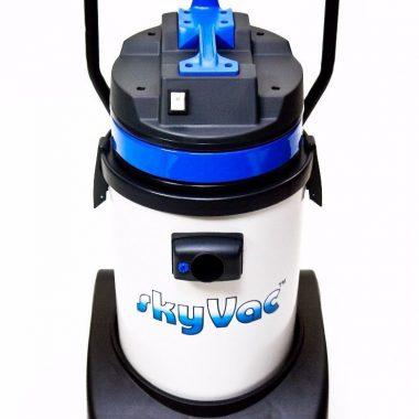 Aspirator pentru arii greu accesibile + 4 poli 6m | SkyVac Internal 30 | SpinAclean