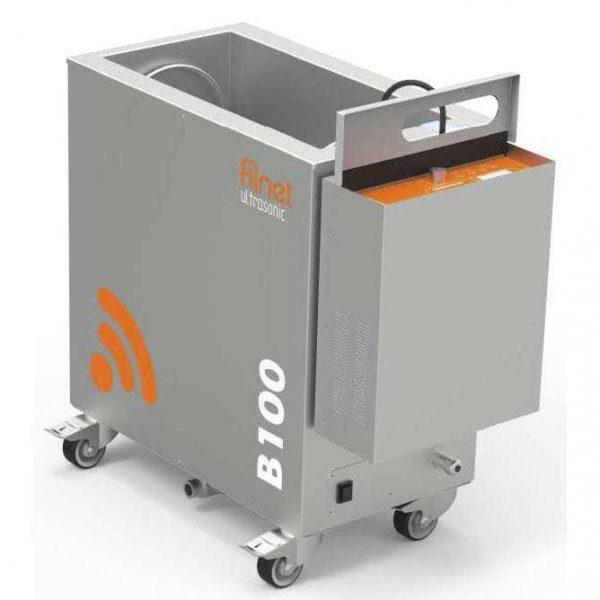4873 echipament protabil de curatare filtre grasime praf acumulari reziduri teinnova t Echipament protabil de curatare filtre (grasime, praf, acumulari reziduri) Teinnova - Tegras Filnet ultrasonic B100 - Unilift