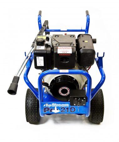 Slip Stream Pro 21D Diesel si curatitor suprafete