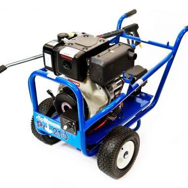 Aparat de spalat cu inalta presiune – Slip Stream Pro 21D Diesel si curatitor suprafete de 24 inch – SpinAclean