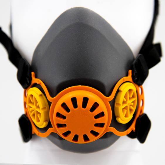 5009 masca din silicon cu doua filtre teinnova Masca din silicon cu doua filtre | Teinnova - Unilift
