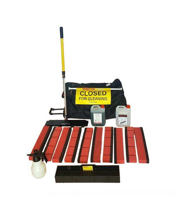 5259 echipament profesional pentru curatare scari rulante tread teq escateq scaled Echipament profesional pentru curatare scari rulante - Tread-TEQ - EscaTEQ - Unilift