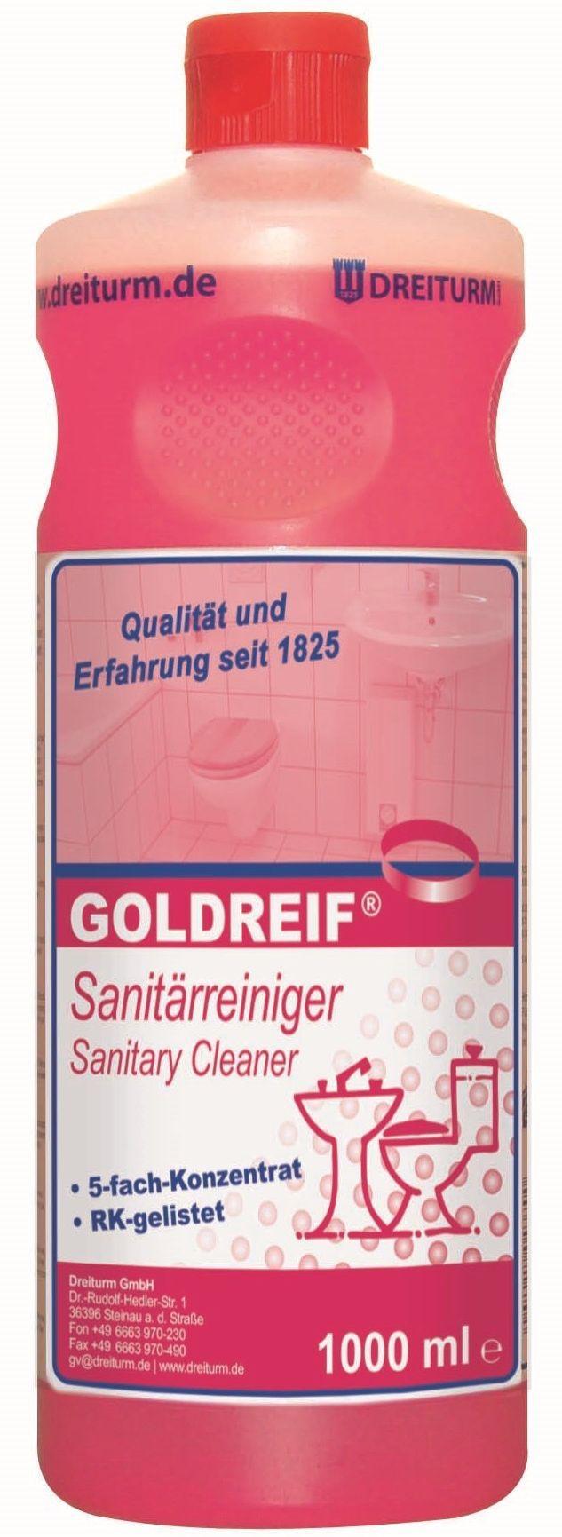 Detergent sanitar