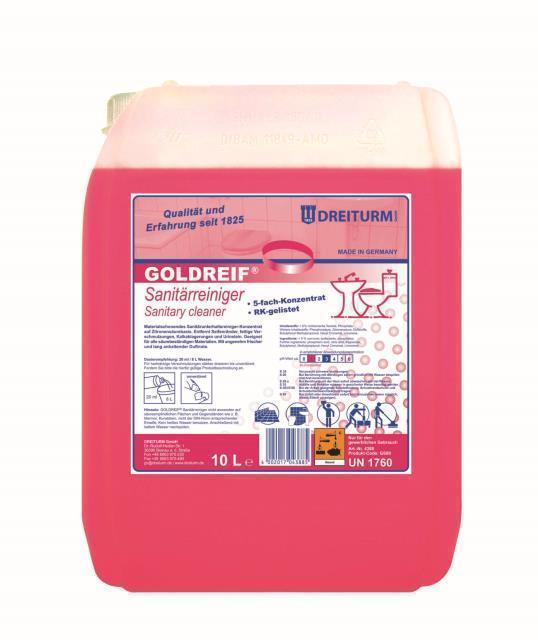 5377 detergent sanitar goldreif dreiturm Detergent sanitar | Goldreif Sanitarreiniger | Dreiturm - Unilift Detergent sanitar