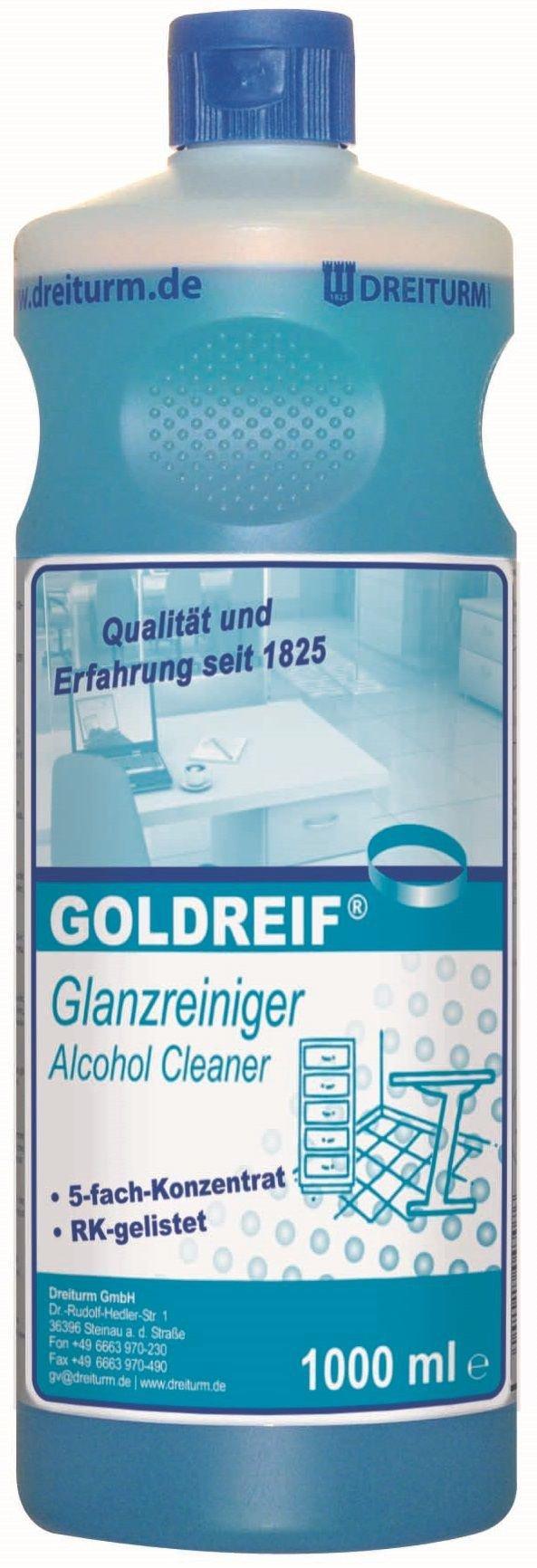 5381 detergent pentru suprafete goldreif dreiturm Detergent universal pentru toate suprafetele | Goldreif Glanzreiniger | Dreiturm - Unilift Detergent universal pentru toate suprafetele