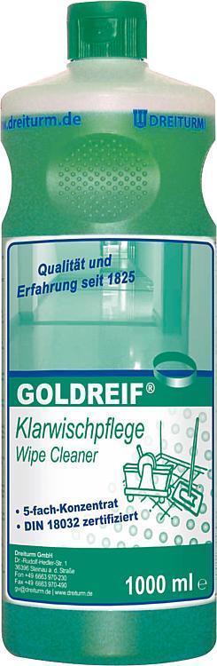 Detergent pentru pardoseli   Goldreif Klarwichpflege   Dreiturm
