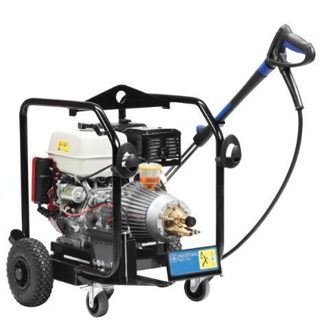 5428 curatiror cu presiune alimentare cu benzina mc 2c pe nilfisk Curatiror cu presiune alimentare cu benzina MC 2C - PE   Nilfisk - Unilift