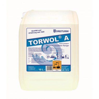 Detergent alcalin fara continut de tenside   Torwol A   Dreiturm