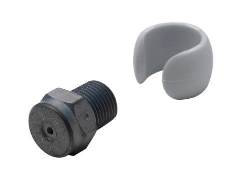 5623 duza de pulverizare 0350 cu inel de indicatie gri metalic nilfisk Duza de pulverizare 0350 cu inel de indicatie gri metalic | Nilfisk - Unilift