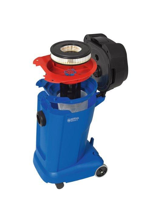5649 aspirator comercial umed uscat maxxi ii 35 wd nilfisk Aspirator comercial umed-uscat MAXXI II 35 WD   Nilfisk - Unilift