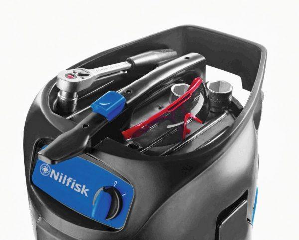 Aspirator medii umede şi uscate pentru uz zilnic ATTIX 30 | Nilfisk