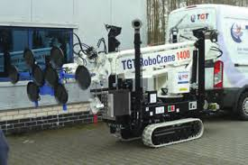 Sistem de manevrat placi din sticla cu carlig RoboCrane 1400 | TGT
