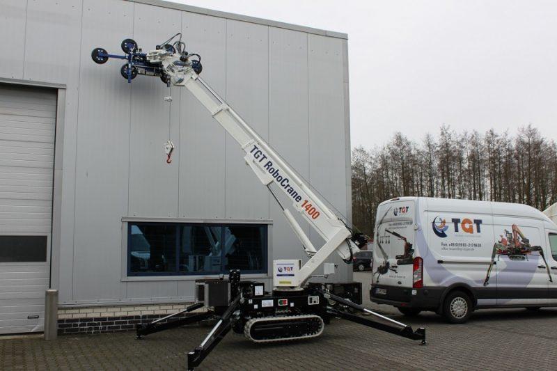 5798 sistem de manevrat placi din sticla cu carlig robocrane 1400 tgt Sistem de manevrat placi din sticla cu carlig RoboCrane 1400 | TGT - Unilift