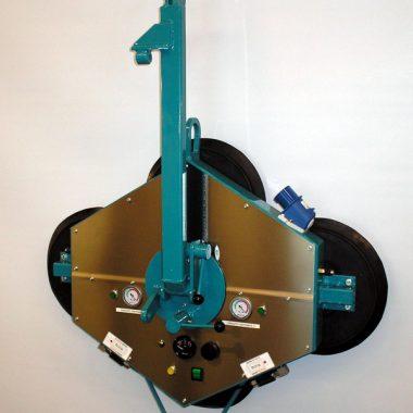 Sistem de manevrare placi din sticla cu baterie VACU/POWER 450A   TGT