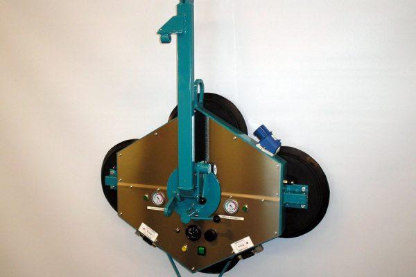 5812 sistem de manevrare placi din sticla cu baterie vacupower 450a tgt Sistem de manevrare placi din sticla cu baterie VACU/POWER 450A | TGT - Unilift