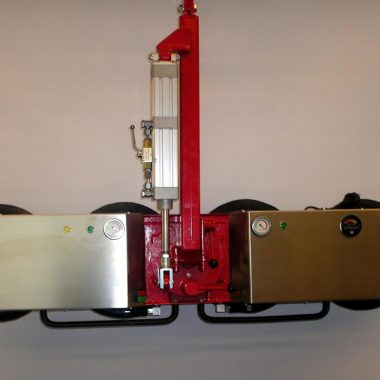 Sistem de manevrare placi din sticla cu baterie VACU/POWER 300+ | TGT