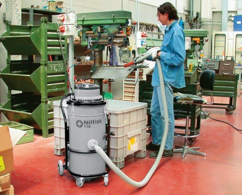 5949 aspirator industrial monofazat s3b s3 nilfisk Aspirator industrial monofazat S3B / S3 | Nilfisk - Unilift