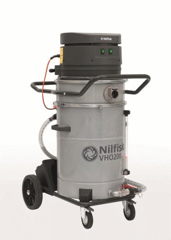 Aspirator industrial pentru ulei si span VHO 200 | Nilfisk