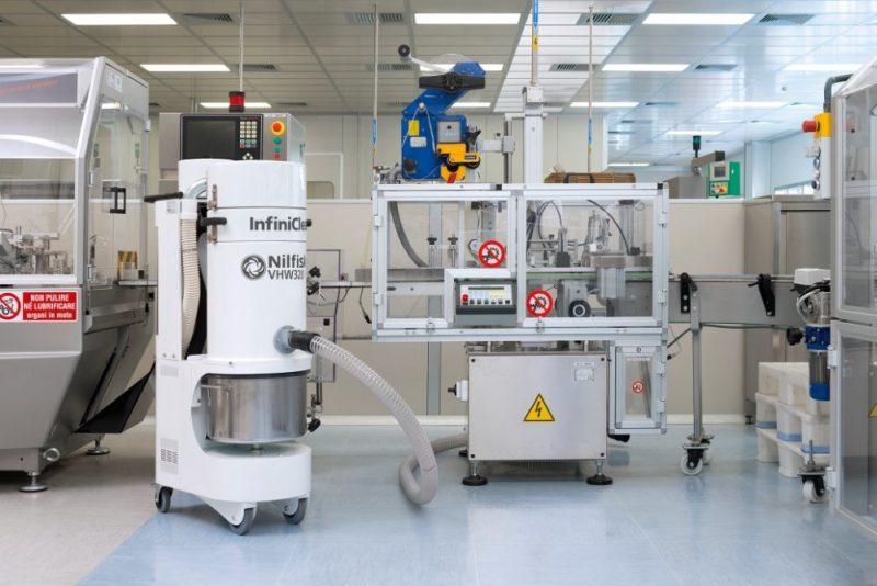 6002 aspirator industrial pentru industria alimentara si farmaceutica vhw320vhw321 nilfisk Aspirator industrial pentru industria alimentara si farmaceutica VHW420/VHW421   Nilfisk - Unilift